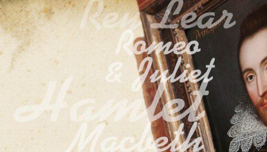 Shakespeare: Vida y obra de un célebre
