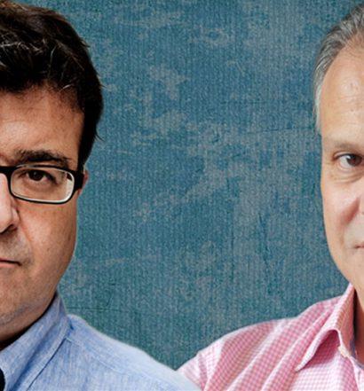 Javier Cercas y Carlos Franz