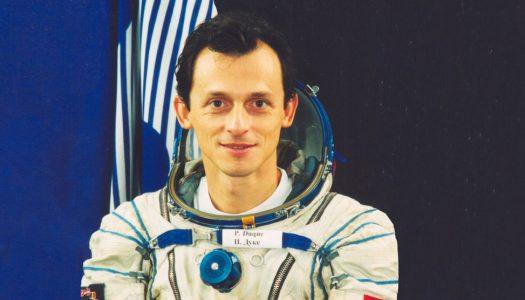La vida en el espacio junto a un astronauta