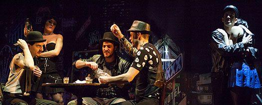 TRAS BAMBALINAS: el proceso creativo en el espectáculo musical