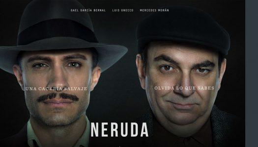 Neruda: Avant Premiere y diálogo con sus creadores y protagonistas