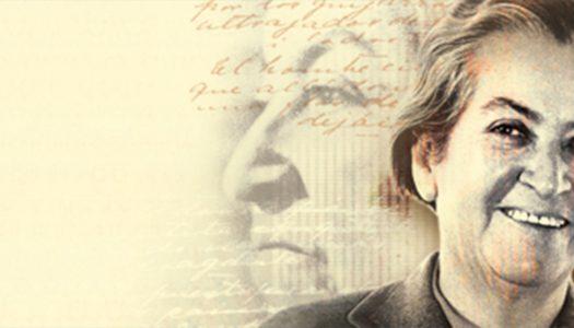 GABRIELA MISTRAL, 70 años del Premio Nobel que honra a Chile