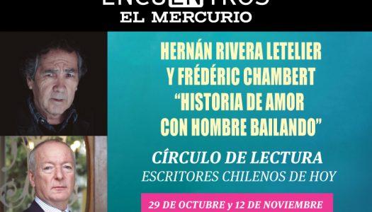 Círculo de Lectura 2018. Escritores chilenos de hoy