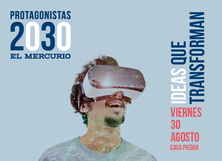 PROTAGONISTAS 2030: IDEAS QUE TRANSFORMAN