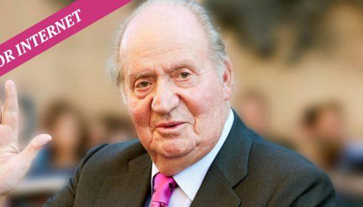 Rey Juan Carlos I de España el fin de una era